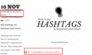 How-hashtags-can-humanize-your-brand-Hashtags-are...-Peg-Fitzpatrick-e1422232626780