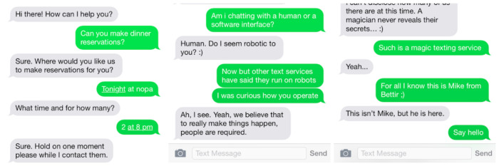 text-magic